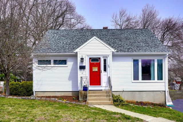 36 Gould Street, Boston, MA 02132 (MLS #72480275) :: ERA Russell Realty Group