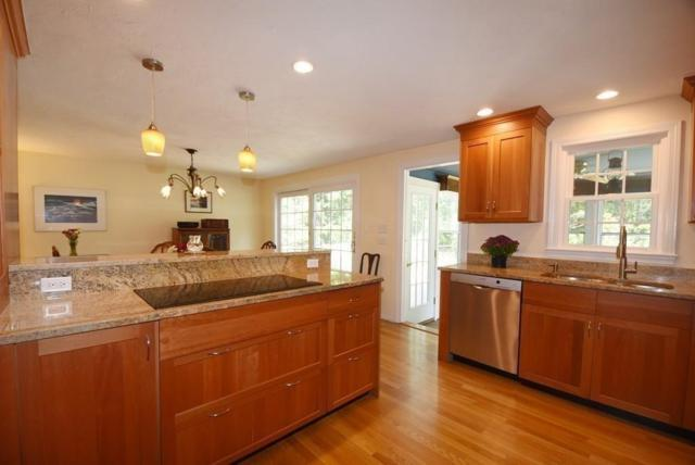 36 Hillside Dr, Cohasset, MA 02025 (MLS #72480330) :: Trust Realty One