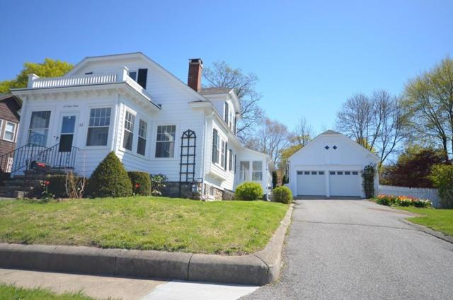 32 Cabot Rd, North Andover, MA 01845 (MLS #72480869) :: Exit Realty