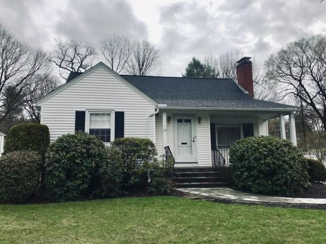 34 Kinnicutt Rd., Worcester, MA 01602 (MLS #72481470) :: Exit Realty