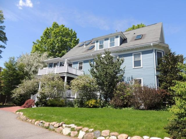 313 Lexington #313, Newton, MA 02466 (MLS #72490818) :: Apple Country Team of Keller Williams Realty