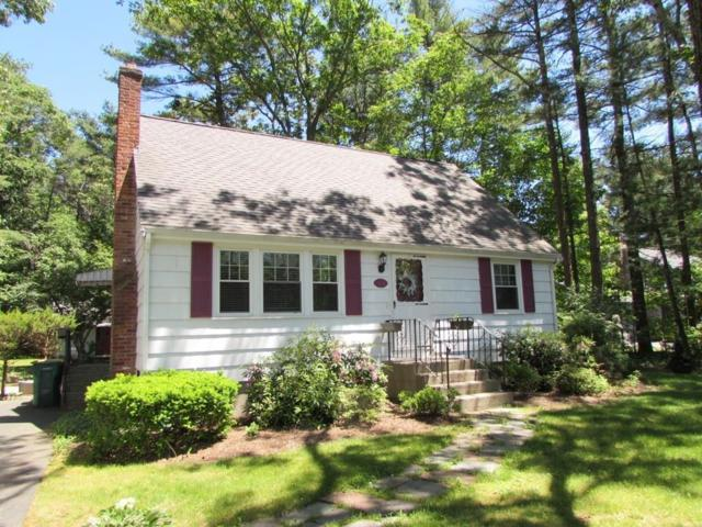 1466 West Street, Mansfield, MA 02048 (MLS #72492243) :: Apple Country Team of Keller Williams Realty