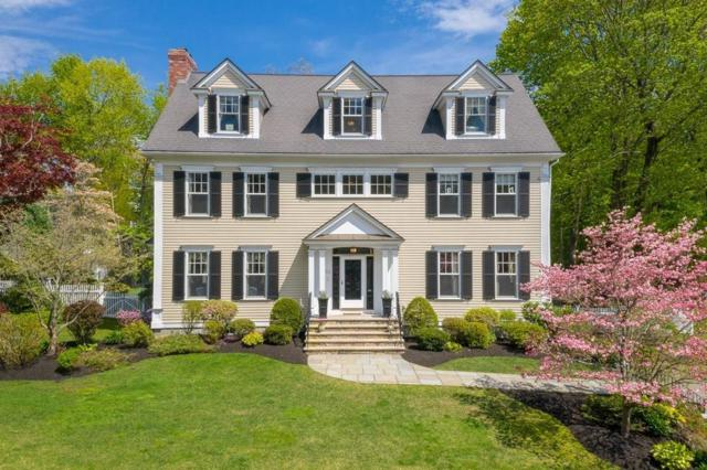 22 Brooks Street, Winchester, MA 01890 (MLS #72495013) :: Apple Country Team of Keller Williams Realty