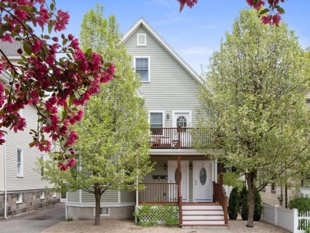 31 Arden Street #31, Boston, MA 02134 (MLS #72495501) :: The Russell Realty Group