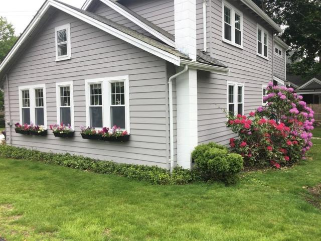 10 Blaisdell Road, Hingham, MA 02043 (MLS #72499403) :: Trust Realty One