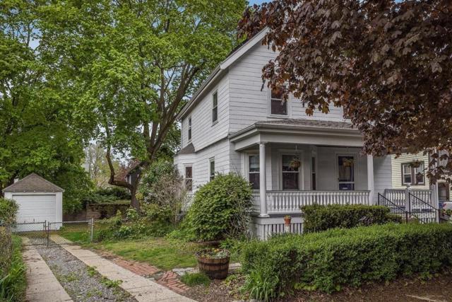 29 Vincent Ave, Belmont, MA 02478 (MLS #72500612) :: Team Patti Brainard