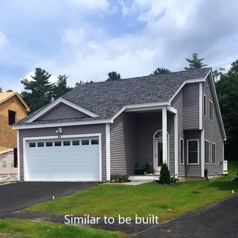 Lot 524 Tea Party Circle #524, Holden, MA 01520 (MLS #72503234) :: The Muncey Group