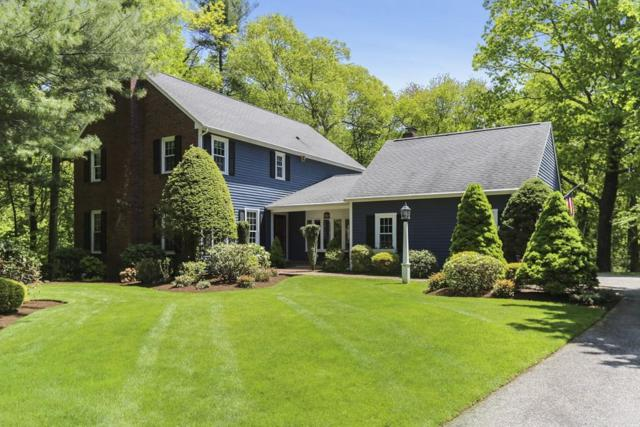 73 Angela St, Canton, MA 02021 (MLS #72504611) :: Apple Country Team of Keller Williams Realty