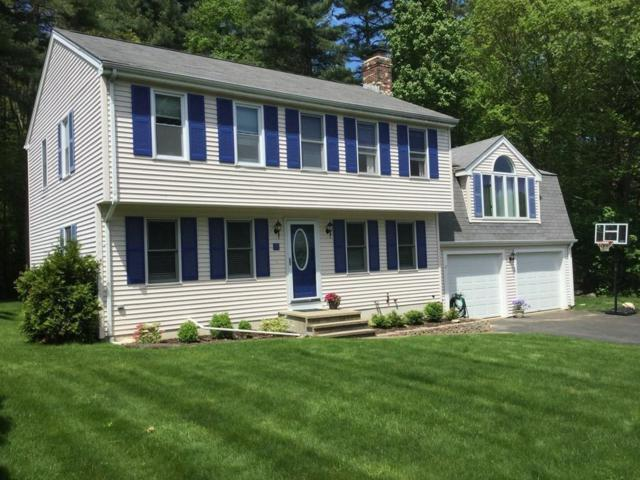 7 Sunset Drive, Douglas, MA 01516 (MLS #72506831) :: The Russell Realty Group