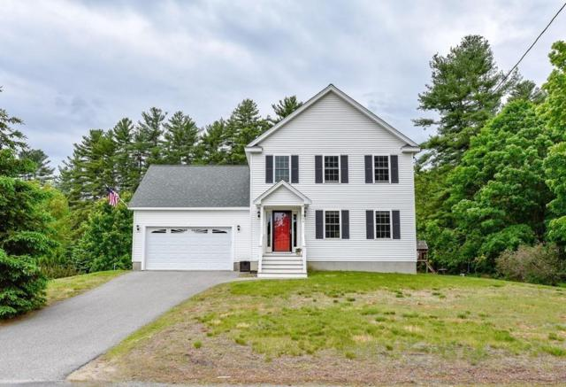 804 Main St, Dunstable, MA 01827 (MLS #72508396) :: Exit Realty