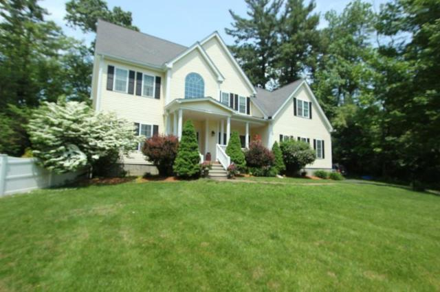 87 Park St, Mendon, MA 01756 (MLS #72509220) :: Apple Country Team of Keller Williams Realty