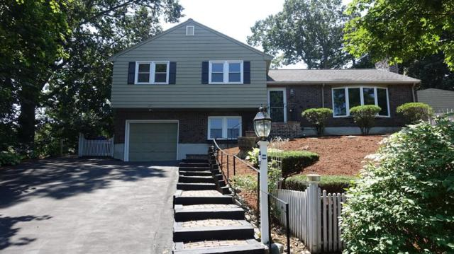 34 Rivers Lane, Melrose, MA 02176 (MLS #72512402) :: Trust Realty One