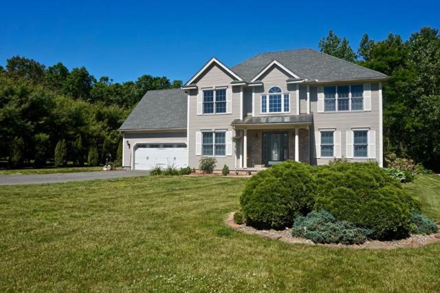 14 Hunters Ridge Cir, Southwick, MA 01077 (MLS #72512705) :: The Muncey Group