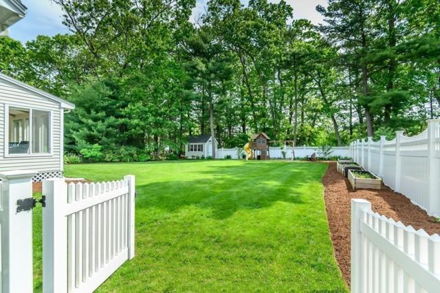 5 Blackberry Lane, Andover, MA 01810 (MLS #72514125) :: Exit Realty