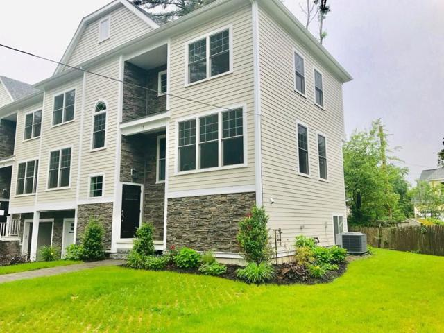 7 Trout Pond Ln #1, Needham, MA 02492 (MLS #72518837) :: Apple Country Team of Keller Williams Realty
