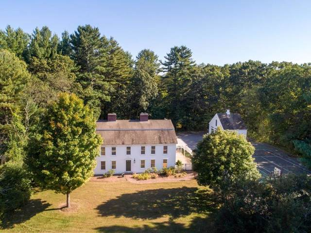 460 Concord Road, Sudbury, MA 01776 (MLS #72518870) :: The Muncey Group