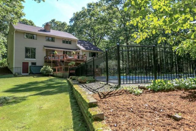 282 Elmwood Ave, Uxbridge, MA 01569 (MLS #72521144) :: The Russell Realty Group