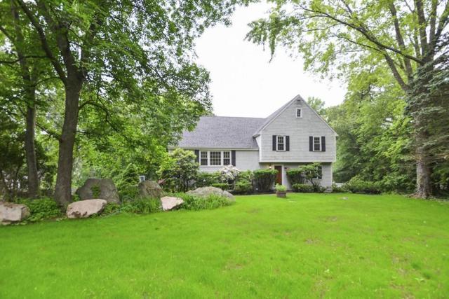 2 Tudor Place, Hingham, MA 02043 (MLS #72523587) :: Westcott Properties