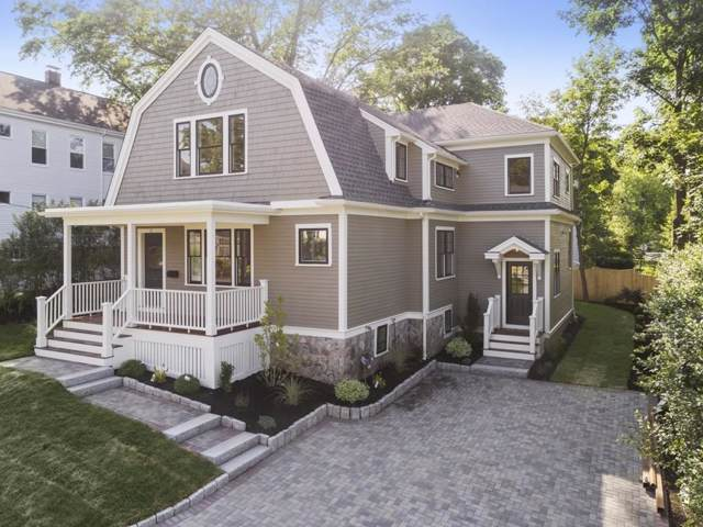 11 Chase Avenue, Lexington, MA 02421 (MLS #72532902) :: DNA Realty Group