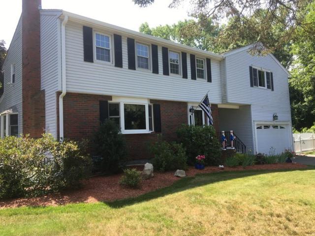 90 Solar Avenue, Braintree, MA 02184 (MLS #72536084) :: Westcott Properties