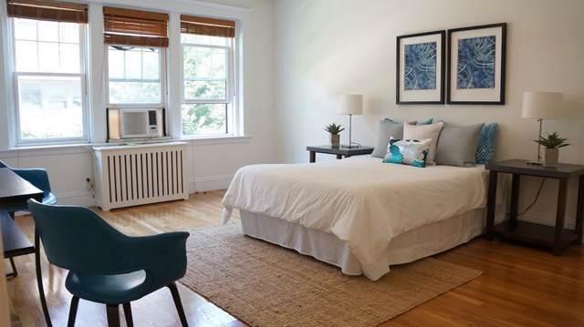 417 Washington St #1, Brookline, MA 02446 (MLS #72538757) :: Kinlin Grover Real Estate
