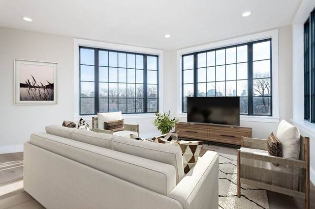 305 Webster Avenue #404, Cambridge, MA 02141 (MLS #72540176) :: The Gillach Group
