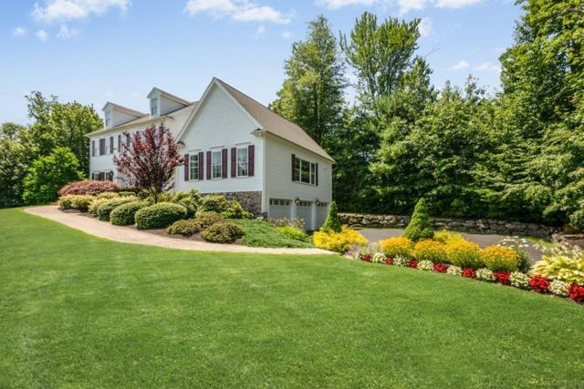 34 Sandy Ridge Road, Sterling, MA 01564 (MLS #72543593) :: Spectrum Real Estate Consultants