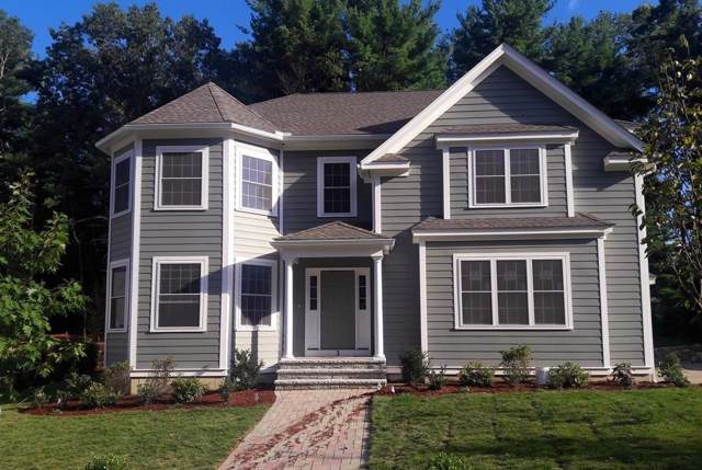 3 Jefferson Drive #3, Lexington, MA 02421 (MLS #72547333) :: Team Patti Brainard