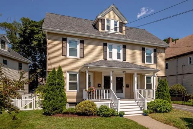 35 Eliot Street #35, Watertown, MA 02472 (MLS #72549669) :: Trust Realty One
