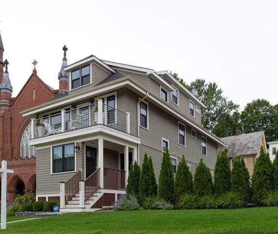 220 Main St #220, Watertown, MA 02472 (MLS #72549994) :: Maloney Properties Real Estate Brokerage
