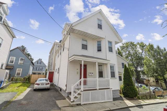 26 Henderson Street #1, Somerville, MA 02145 (MLS #72552458) :: The Duffy Home Selling Team