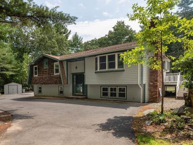 143 Chipaway Rd, Freetown, MA 02717 (MLS #72553793) :: Kinlin Grover Real Estate