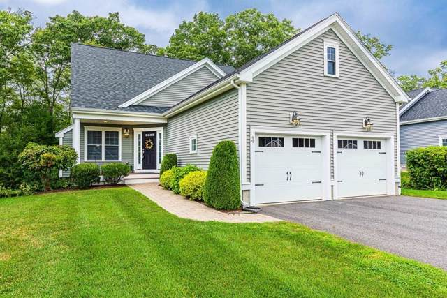 99 Winterberry Lane, Easton, MA 02356 (MLS #72553915) :: DNA Realty Group