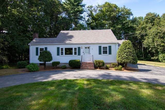 18 Pine Acres Road, Foxboro, MA 02035 (MLS #72556124) :: Westcott Properties