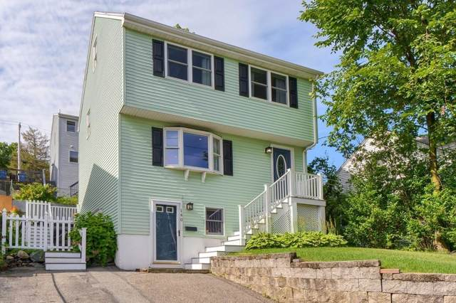 140 College Farm Rd, Waltham, MA 02451 (MLS #72558114) :: RE/MAX Vantage