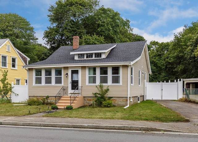 50 Mutton Lane, Weymouth, MA 02189 (MLS #72563213) :: Exit Realty