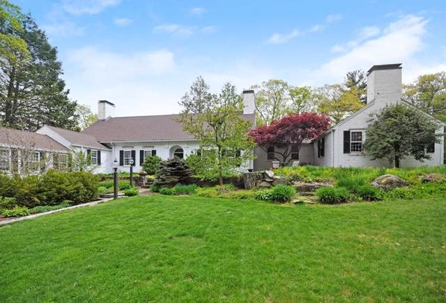 40 Huckleberry Hill Rd, Lincoln, MA 01773 (MLS #72568452) :: The Muncey Group