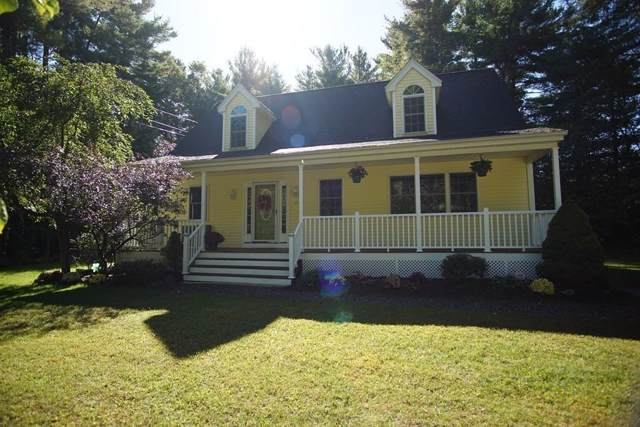 555 Quinapoxet Street, Holden, MA 01522 (MLS #72572274) :: Vanguard Realty