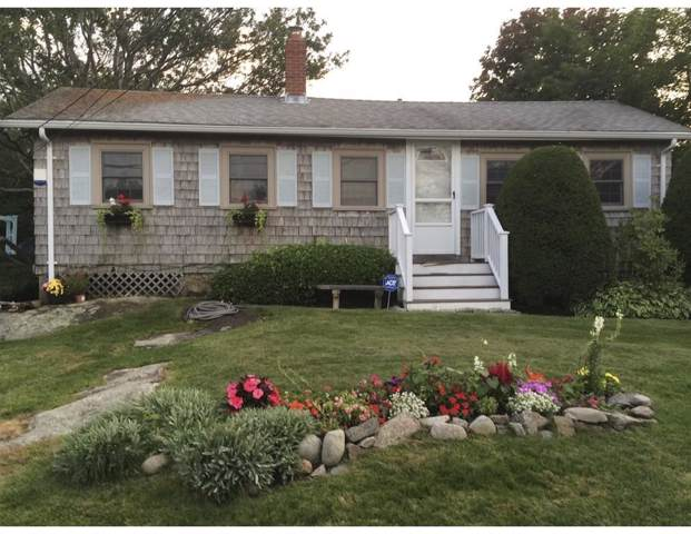 15 Eden Road, Rockport, MA 01966 (MLS #72575448) :: Trust Realty One