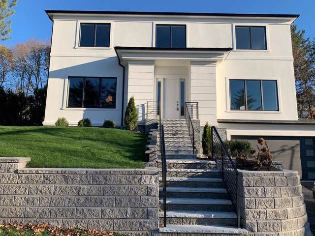 95 Rosalie Rd, Newton, MA 02459 (MLS #72578647) :: Conway Cityside