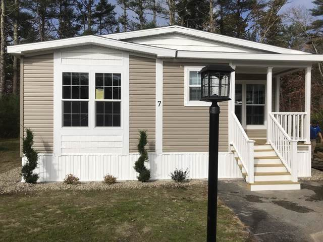 7 Roosevelt Ridge, Carver, MA 02330 (MLS #72581955) :: Team Tringali