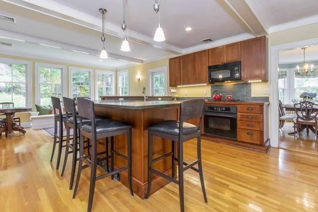 152 Billings St, Sharon, MA 02067 (MLS #72583025) :: Berkshire Hathaway HomeServices Warren Residential