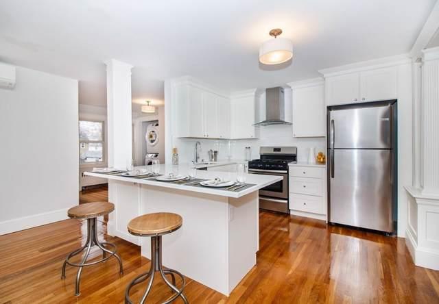 9 Oriole Street #1, Boston, MA 02132 (MLS #72587303) :: Berkshire Hathaway HomeServices Warren Residential
