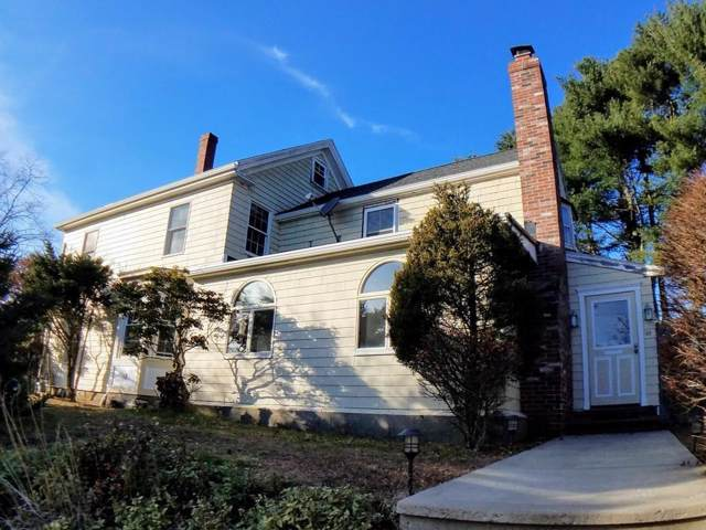 88 Ames St, Dedham, MA 02026 (MLS #72587647) :: The Gillach Group
