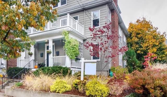 7 Hosmer St #7, Watertown, MA 02472 (MLS #72588933) :: RE/MAX Vantage