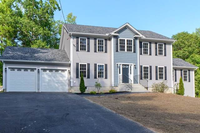 Lot 3 A Pleasant St, Leominster, MA 01453 (MLS #72593098) :: The Duffy Home Selling Team