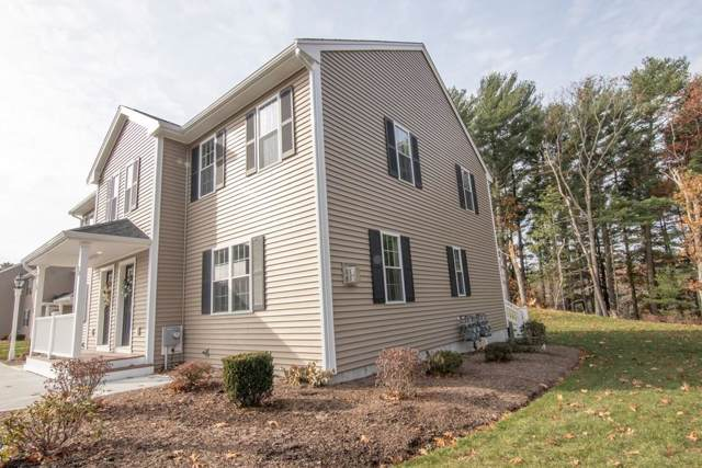 101 Cherry St C-20, Plymouth, MA 02360 (MLS #72593535) :: Conway Cityside