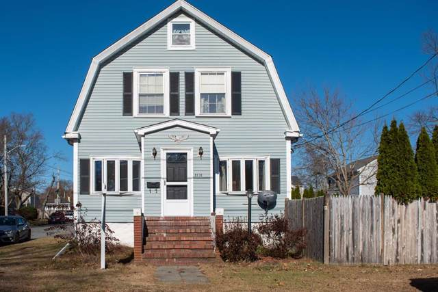 1131 Dutton St, New Bedford, MA 02745 (MLS #72593541) :: RE/MAX Vantage