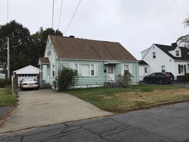 202 Aquidneck Street, New Bedford, MA 02274 (MLS #72593665) :: RE/MAX Vantage