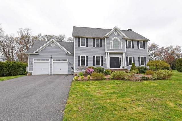 110 Chelsea Dr, Seekonk, MA 02771 (MLS #72593730) :: DNA Realty Group